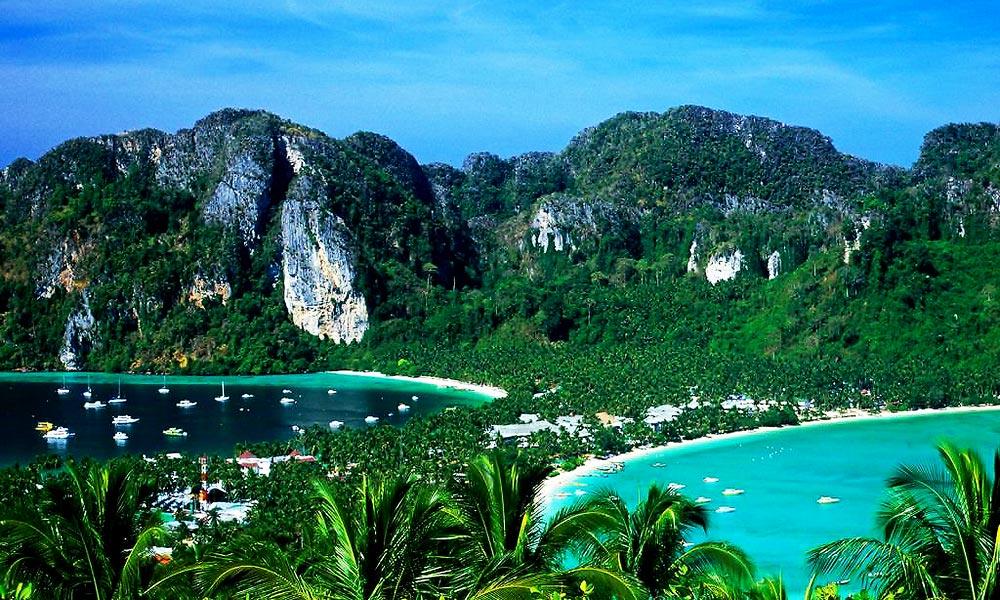 Image result for จุดชมวิวเกาะพีพี